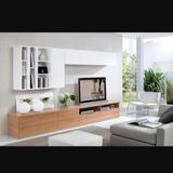 Muebles De Tv Minimalistas Modernos Modulares (mt2)