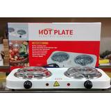 Cocina Eléctrica 2 Hornillas Hot Plate 2000w Espiral