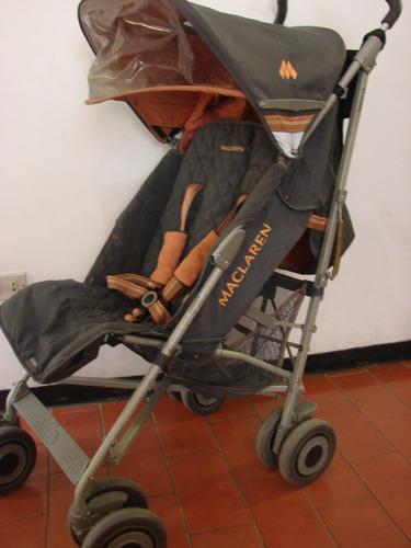0b75c664b Coche Maclaren Techno Xlr Tipo Paraguas