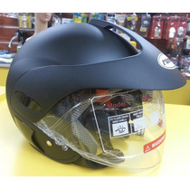 Casco Semi Integral Espacial Motorizados Varios Colores #208