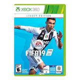 Fifa 19  Juego Para Xbox 360 Totalmente Original