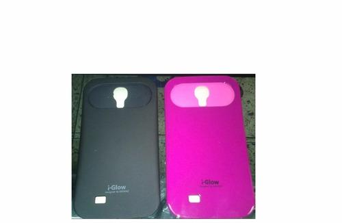 17b7bb645f4 Forro Estuche Iglow Samsung Galaxy S4 Grande S4 Mini