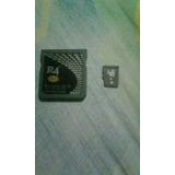Adaptador Para Ds R4 Com Memoria 4g