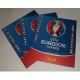 Album Vacio Panini Euro Francia 2016