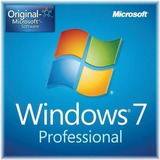 Licencia Original Windows 7 Profesional 1 Pc