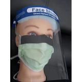 Escudo Facial Mascara Protectora Facial  Importad De Usa Pet