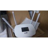 Router Modem Inalámbrico Movistar 4g 300mps
