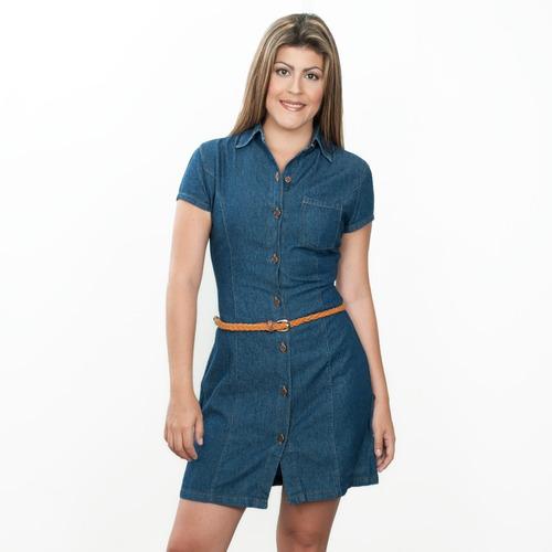 Vestidos de jeans de dama
