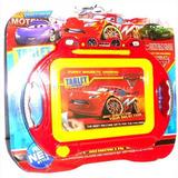 Pizarra Magica Magnetica Cars Juguete Niños Regalo Navidad