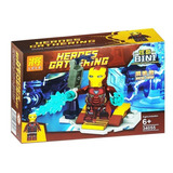 Juguete Lego Super Heroe Avenger End Game Doc Strange Hulk