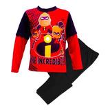 Pijamas De Incredibles