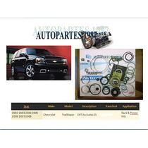Kit Dirección Hidráulica Chevrolet Trailblazer 2002 -2008 Zr