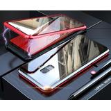 Forro Magnético Protector Samsung  A20 A30 A50 S8 S9 S10 +