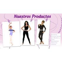 Malla Enteras Para Ballet, Danza Y Teatro. 100% Nacional