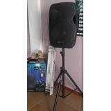 Corneta 15 Amplificada Blastking Recargable 2xmicrófono Leer