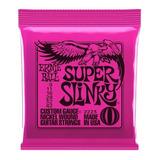 Set Cuerdas Guitarra Ernie Ball 2223 09-42 Super Slinky