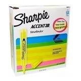 Marcador Resaltador Sharpie Accent 3d