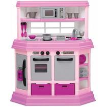 Cocina De Juguete Para Niña American Plastic Toys