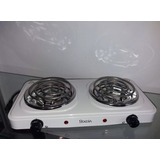 Cocina Electrica 2 Hornillas (16verds) Nuevas