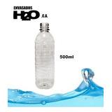 Envase Plástico Botella Pet Presentación 500ml O Medio Litro