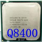 Core 2 Quad Q8400 2.66ghz Socket 775 Con Garantia