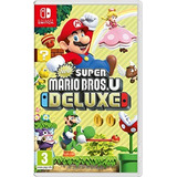 New Super Mario Bros U Nintendo Switch Digital Original |2|
