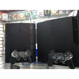 Playstation 3 Ps3 Play 3 Slim Y Superslim Con 20 O 62 Juegos