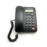 Telefono Oficina Casa Panasonic Kx-tsc8215 Pantalla Memoria
