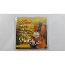 Cuerdas Para Viola Alice