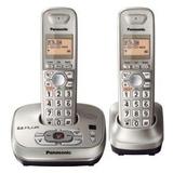 Set De 2 Teléfonos Inalámbricos Panasonic / 70-vrds