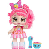Muñeca Kindi Kids Donatina Shopkins Snack Time Friends