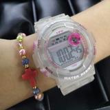 Reloj Deportivo Digital Dama Moda Colores Somos Tienda