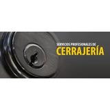 Cerrajero A Domicilio, Caracas, Aperturas Y Reparación
