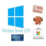 Windows Server 2012 2016 2019 Standar Licencia Original