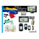 Mapa De Venezuela Garmin + Puntos De Interes | Version 2019