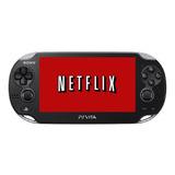 Chip Virtual Ps Vita 3.73 +5 Juegos/netflix/youtube/emulador