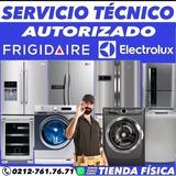 Servicio Técnico Autorizado Frigidaire Electrolux Neveras