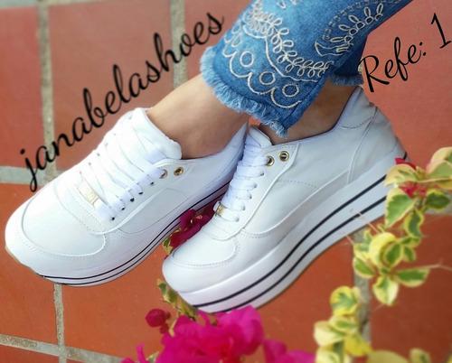 Zapatos De Dama Colombianos Botas Suela Alta - 100000 en Melinterest 16367cdbbe73