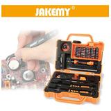 Kit De Multi Herramientas Jakemy Jm- 8139 Celulares Electron