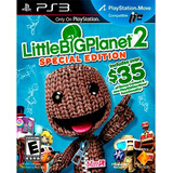 Ps3 Little Big Planet 2 Juego Digital 5gb Entrega Inmediata