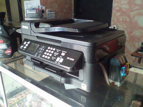 Impresora Epson Wf 2530 2540 2630 Cabezal Nuevo Tienda
