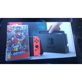 Nintendo Switch Nuevo De Paquete Sellado