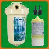 Filtro De Agua Enjoy #7rm + 2 Conectores - Neveras - Ozono