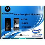 Baterías Radio Xts1500 Xts2250 Ntn9858c Original Motorola