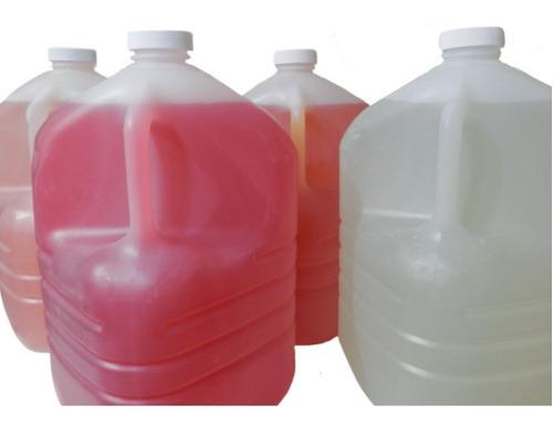 Limpieza: Cloro, Jabón Liquido, Desinfectante, Desengrasante