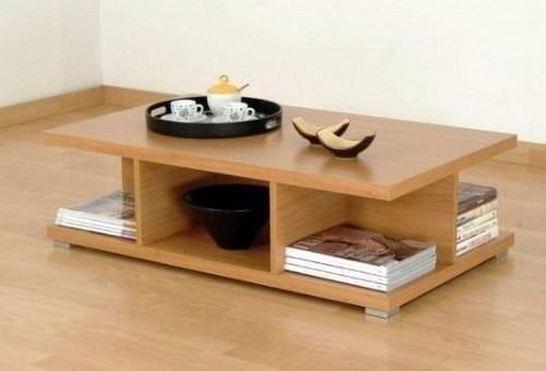 Mesa de centro moderna minimalista decoraci n hogar bs f for Decoracion hogar venezuela
