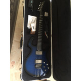 Guitarra Electrica Parker Nitefly Mojo Flame Limited
