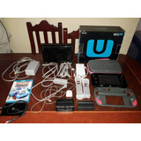 Wii U Deluxe Edition 32gb
