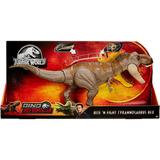 Jurassic World  Tyrannosaurus Rex Mega-ataque  V5652