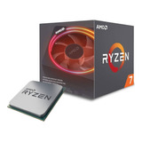 Procesador Amd Ryzen 7 2700x 8 Nucleos 3.7ghz Socket Am4